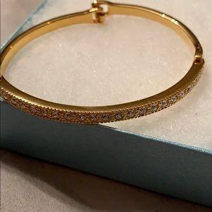 Swarovski Beautiful You Bracelet light silk gold